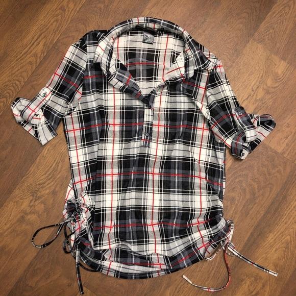 amang NY Tops - amang NY | plaid shirt | Size Small | S